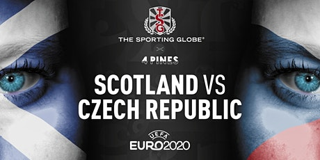 Euro Cup - Scotland v Czech Republic - King Street Wharf tickets