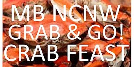 MB NCNW Grab & Go Crab Feast tickets
