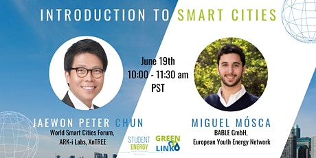 Introduction to the Concept of Smart, Sustainable and Green Cities tickets
