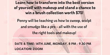 Creative Makeup Workshop tickets
