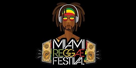 Miami Reggae Festival 2021 tickets