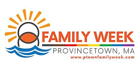 Family Week 2021 tickets