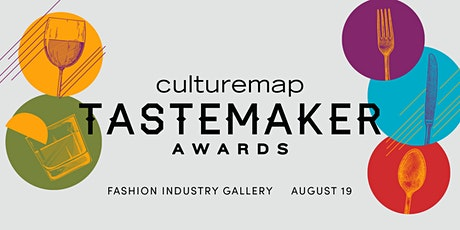 2021 CultureMap Dallas-Fort Worth Tastemaker Awards tickets