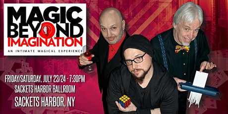 Magic Beyond Imagination tickets