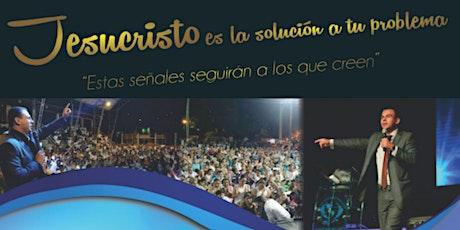 Evangelista Jose Vergara tickets
