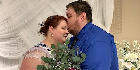 Alan & Mikayla's Wedding Reception tickets