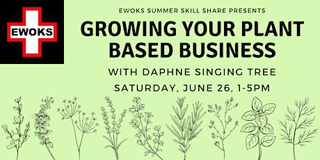 Growing Your Plant Based Business tickets