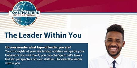 The Leader Within You (Open House with Twilite Toastmasters) tickets