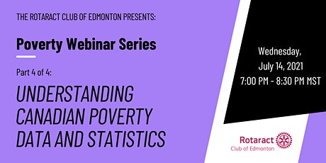 Understanding Canadian Poverty Data and Statistics tickets