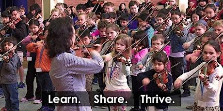 Suzuki Group Classes for Violin & Cello - open to all levels tickets