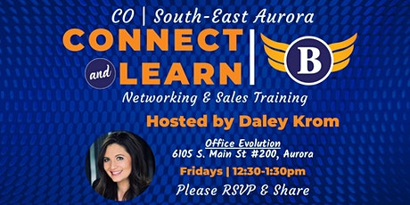 CO | South East Aurora - Networking and Sales Training tickets