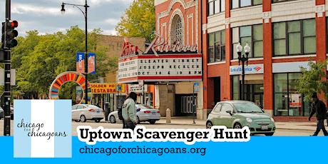Uptown Scavenger Hunt tickets