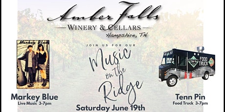 Music on the Ridge featuring Markey Blue tickets