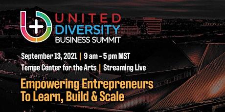 United Diversity Business Summit tickets