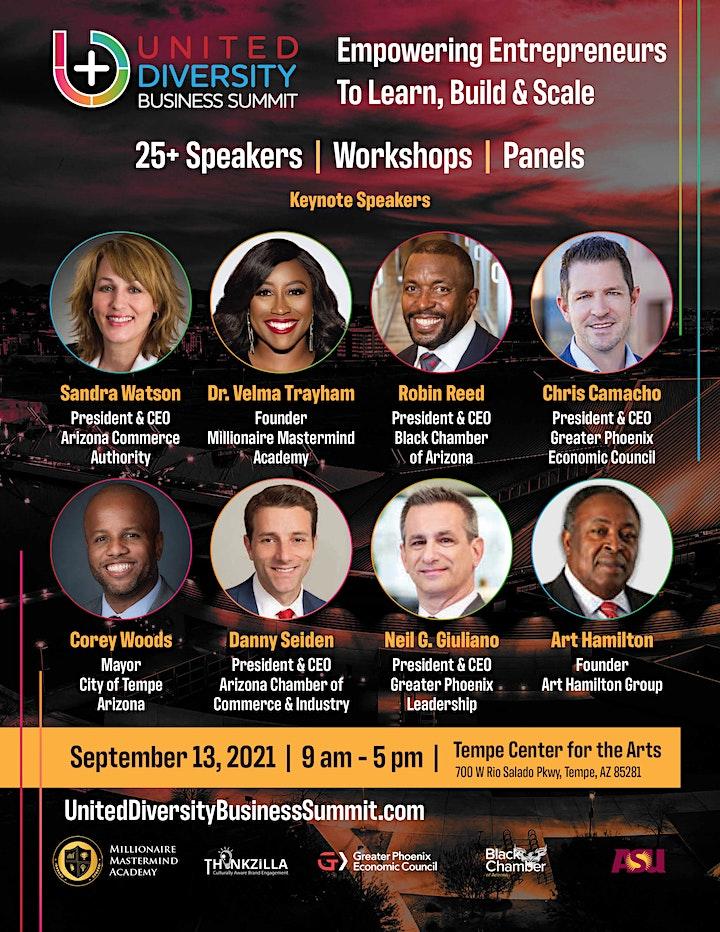 United Diversity Business Summit image