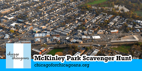 McKinley Park Scavenger Hunt tickets