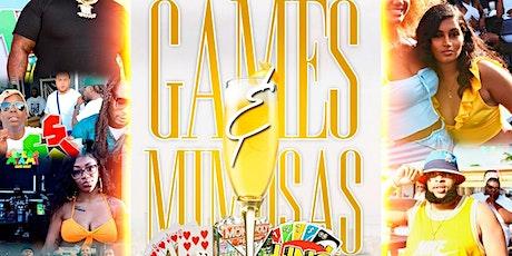 RECESS MIA  GAMENIGHT ( GAMES & mimosas ) tickets