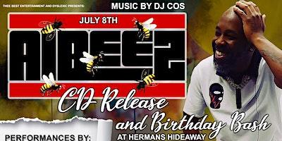 ALBEEZ – (CD Release & Birthday Bash)