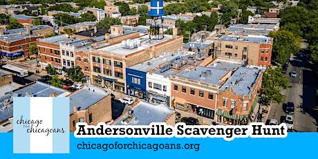 Andersonville Scavenger Hunt tickets