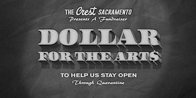 Fundraiser – Dollar for the Arts