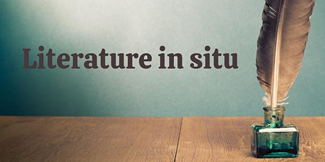'Literature-in-situ' A conversation with award winning author Amy McDaid tickets