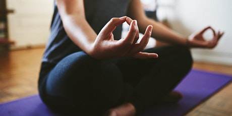 Try Meditation @Girrawheen Library tickets