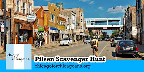 Pilsen Scavenger Hunt tickets