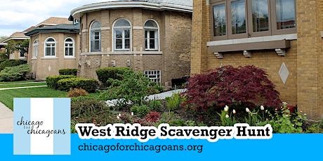 West Ridge Scavenger Hunt tickets