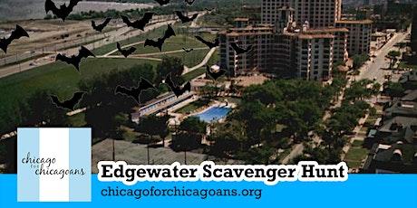 Spooky Edgewater Scavenger Hunt tickets