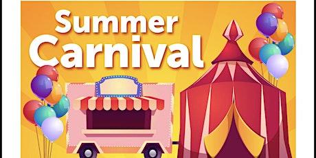 Summer Carnival tickets