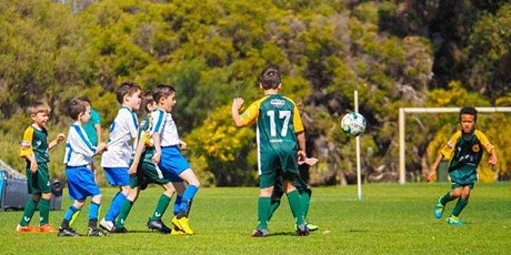 Social Event - Soccer session with South Perth United Football Club tickets