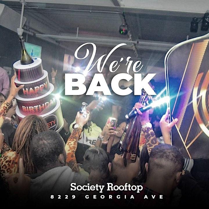 Society Sunday Day Party image