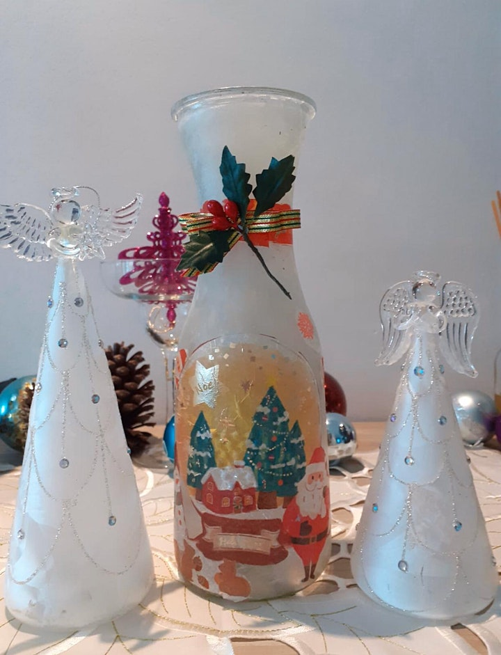 Decoupage Art Course starts Oct 9 (4 Sessions) image