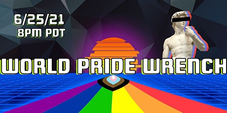 The World PRIDE Wrench tickets