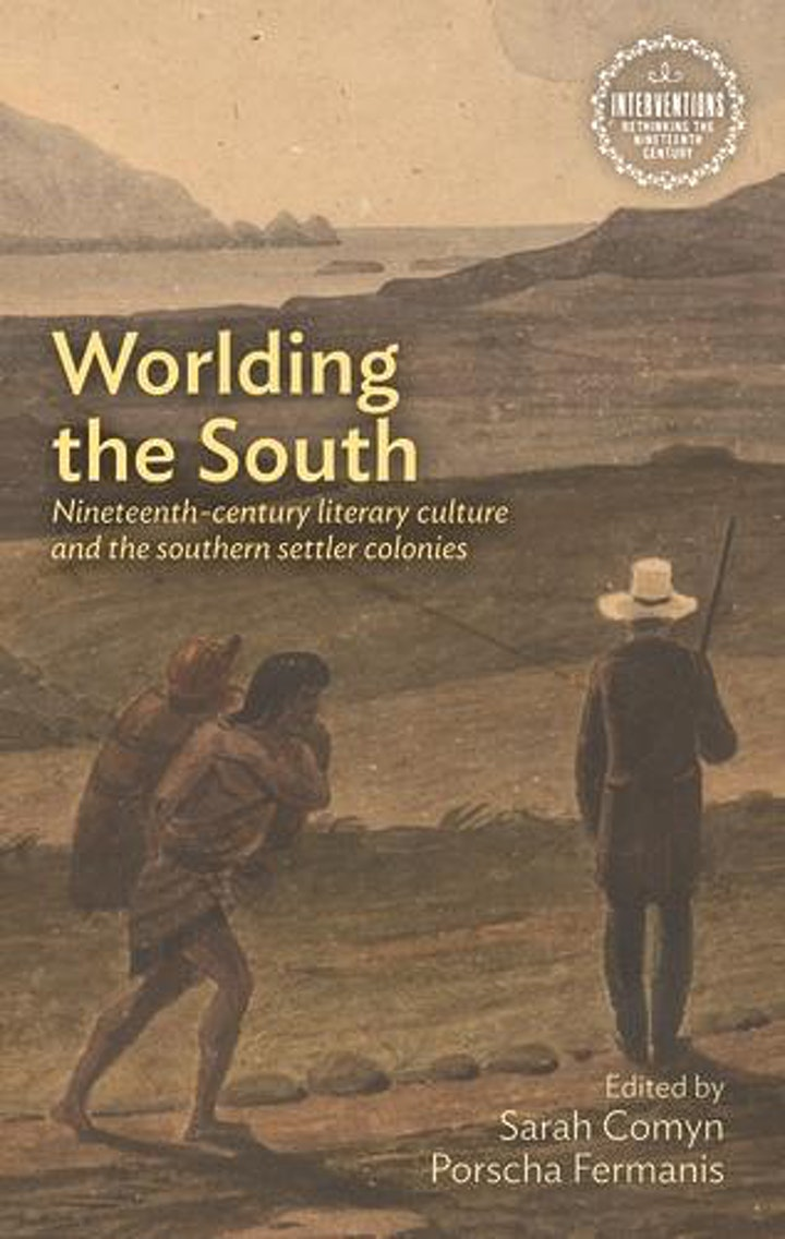 Worlding the South Book Launch image