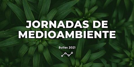 JORNADAS DE MEDIOAMBIENTE - Presencial entradas