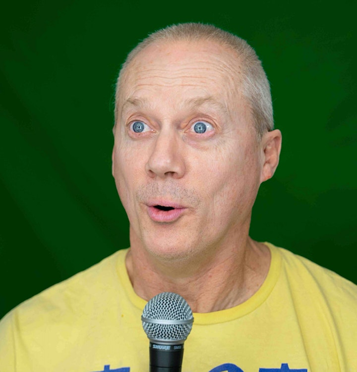 Friday, June 11 @ 7 pm - STU HUGHES and Crazy Funny Friends image