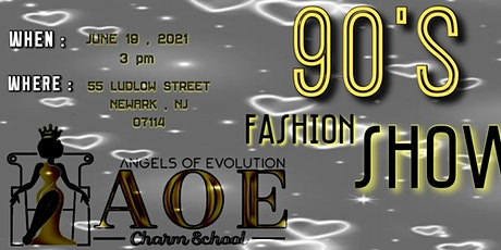 Model Boot Camp Fashion Show tickets