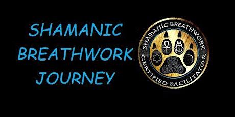 Shamanic Breathwork Journey w/ Ashley Medicine Bear tickets