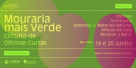 Mouraria + Verde bilhetes