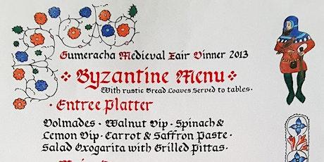 Calligraphy Artist Demonstration  - Trish Lampert and Marg Schiel tickets