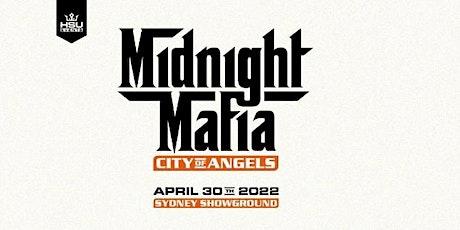Midnight Mafia : City Of Angels | HSU Officials tickets