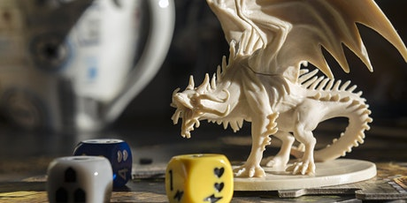 Introduction to Dungeons and Dragons @ Moorebank Library - Ages: 13-25 tickets