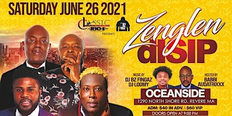 Disip & Zenglen Live on stage at Oceanside tickets