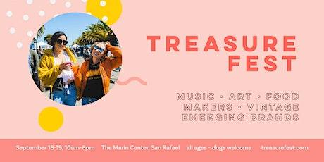 TreasureFest 2021 tickets