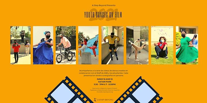 Arise! 2021: A Step Beyond Student Dance Film Screening image