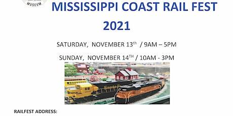 Rail Fest 2021 tickets