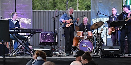 Dinner and Music with Blues Hoodoo 5PM tickets