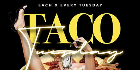 Taco Tuesdays  @ Therapy Lounge tickets