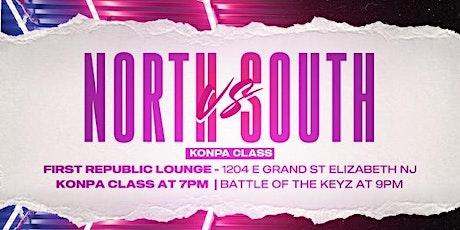 North VS South Konpa Class JERSEY tickets